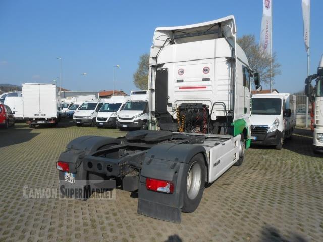 MAN TGA18.440 used 2008 Piemonte