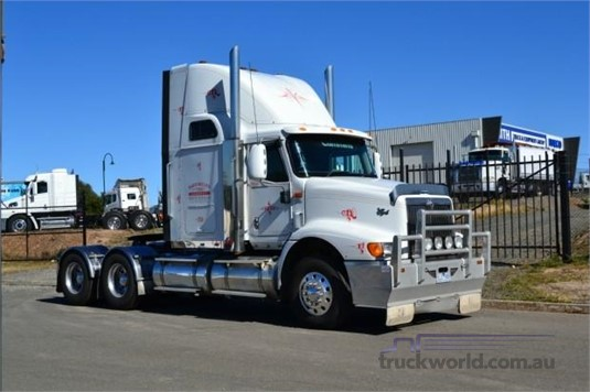 1965 International C180 Prime Mover truck for sale Western