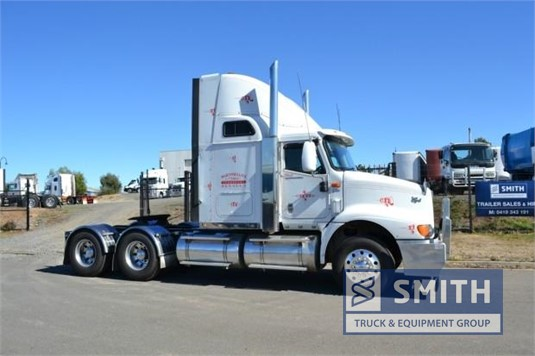 2010 International 9200 Eagle Smith Truck & Equipment Group - Trucks for Sale