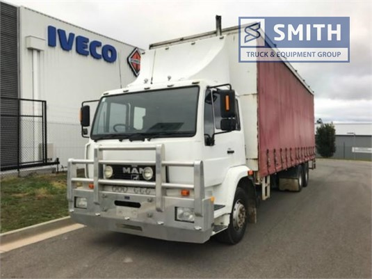 2000 MAN 22.284 Smith Truck & Equipment Group - Trucks for Sale