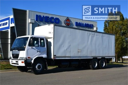 2007 UD PK265 Smith Truck & Equipment Group - Trucks for Sale
