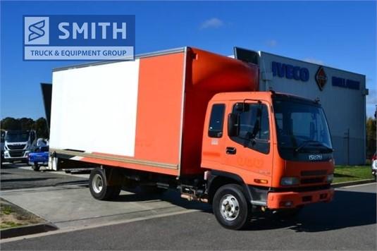 2007 Isuzu FRR 550 Medium Smith Truck & Equipment Group - Trucks for Sale