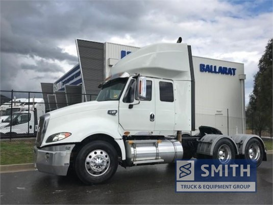 2010 Cat CT630 Smith Truck & Equipment Group - Trucks for Sale