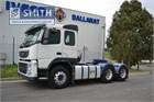 2011 Volvo FM450 Prime Mover