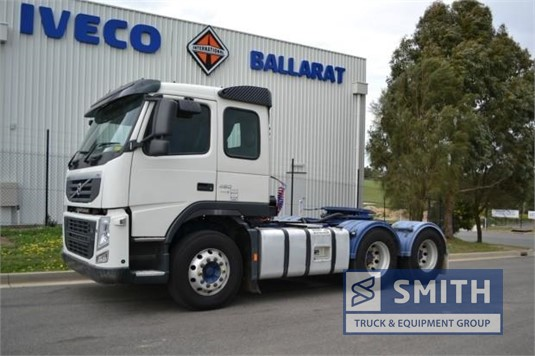 2011 Volvo FM450 Smith Truck & Equipment Group - Trucks for Sale