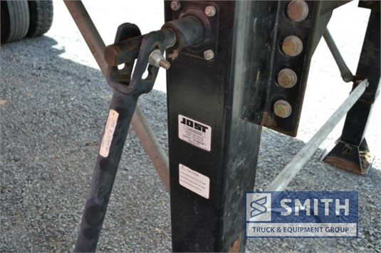 1994 Moore Grain Tipper Trailer Smith Truck & Equipment Group - Trailers for Sale