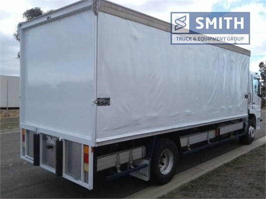 2004 Mercedes Benz Atego 1528 Smith Truck & Equipment Group - Trucks for Sale