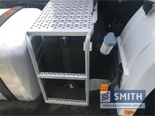 2014 Mercedes Benz Actros 2644 Smith Truck & Equipment Group - Trucks for Sale
