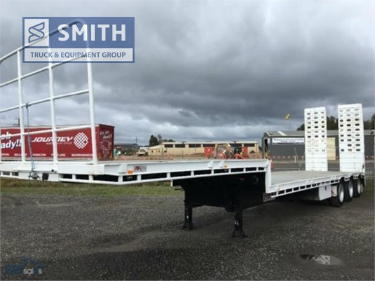 2015 ATM Drop Deck Trailer Smith Truck & Equipment Group - Trailers for Sale