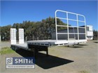 2016 ATM Drop Deck Trailer Drop Deck Trailers