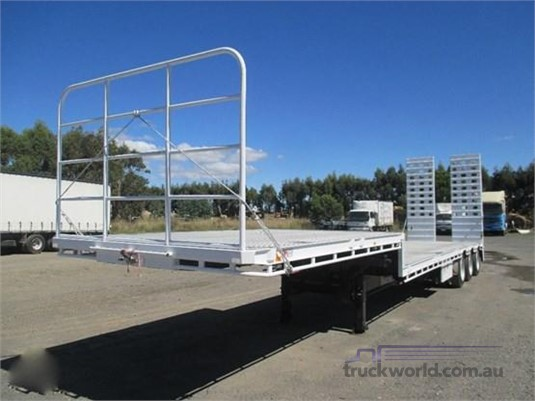 2013 ATM Flat Top Trailer - Trailers for Sale