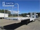2013 ATM Flat Top Trailer Flat Top Trailers