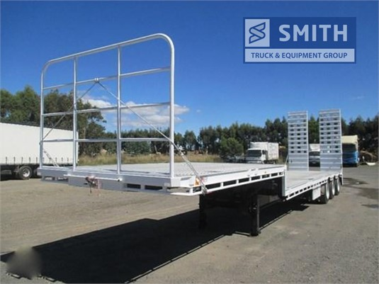 2013 ATM Flat Top Trailer Smith Truck & Equipment Group - Trailers for Sale