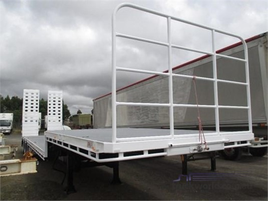 2016 ATM Flat Top Trailer - Trailers for Sale