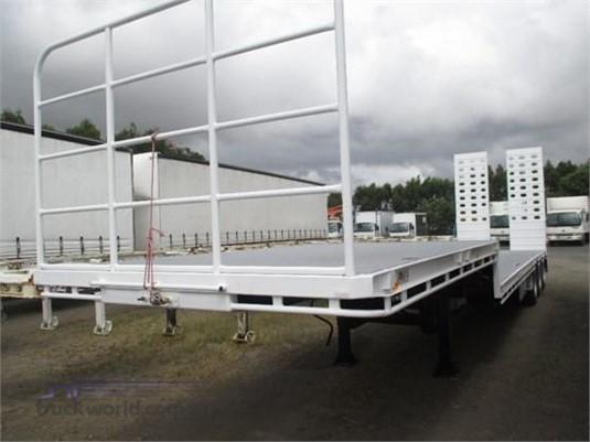 2016 ATM Flat Top Trailer - Truckworld.com.au - Trailers for Sale