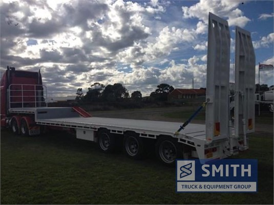 2016 ATM Flat Top Trailer Smith Truck & Equipment Group - Trailers for Sale