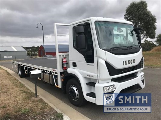 2018 Iveco Eurocargo 160E28 Smith Truck & Equipment Group - Trucks for Sale