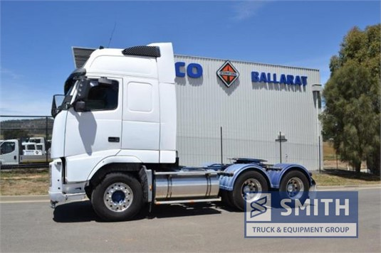 2004 Volvo FH12 XXL Cab Smith Truck & Equipment Group - Trucks for Sale