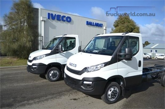 2017 Iveco Daily 50C17/18 170 Hi-Matic - Trucks for Sale