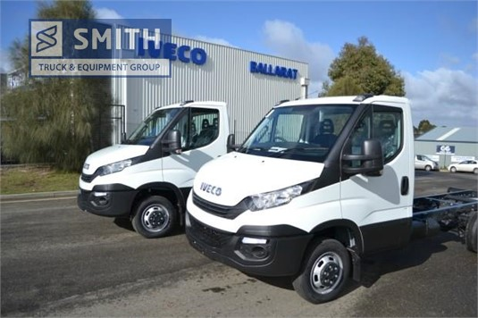 2017 Iveco Daily 50c17 Smith Truck & Equipment Group - Trucks for Sale