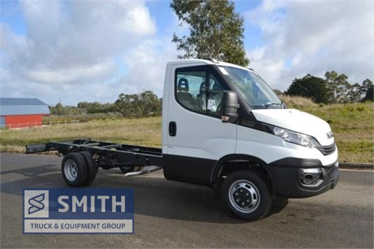 2017 Iveco Daily 50C17/18 170 Hi-Matic Smith Truck & Equipment Group - Trucks for Sale