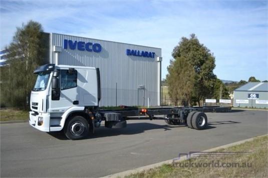 2017 Iveco Eurocargo ML160E28 - Trucks for Sale