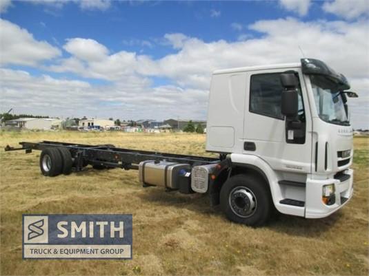 2017 Iveco Eurocargo ML160E28 Smith Truck & Equipment Group - Trucks for Sale