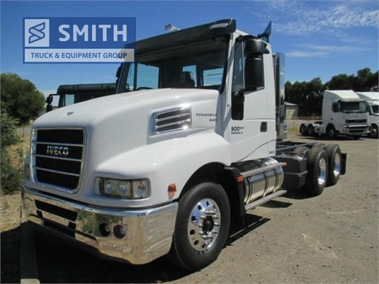 2017 Iveco Powerstar 6400 Smith Truck & Equipment Group - Trucks for Sale