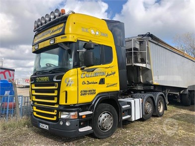 76a62ee33e Used SCANIA R420 Trucks for sale in the United Kingdom - 70 Listings ...