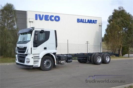 2017 Iveco Stralis - Trucks for Sale
