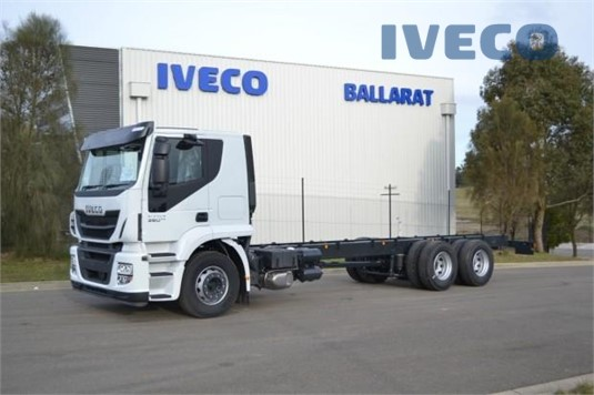 2017 Iveco Stralis Iveco Trucks Sales - Trucks for Sale