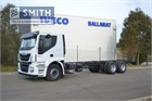 2017 Iveco Stralis Cab Chassis