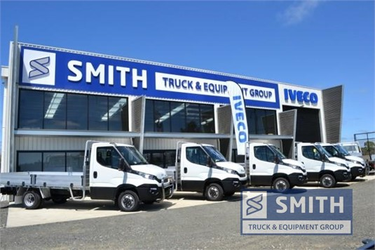 2017 Iveco Daily 45c17 Smith Truck & Equipment Group - Trucks for Sale