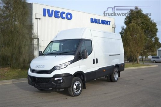 2017 Iveco Daily Van - Light Commercial for Sale
