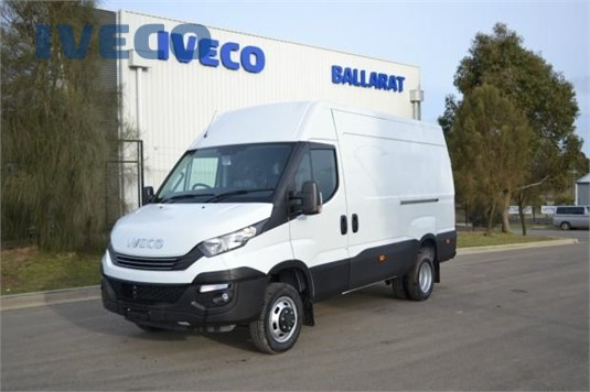 2017 Iveco Daily Van Iveco Trucks Sales - Light Commercial for Sale