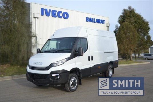 2017 Iveco Daily Van Smith Truck & Equipment Group - Light Commercial for Sale