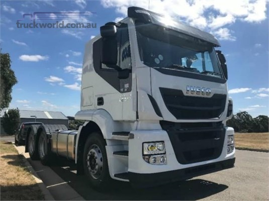 2018 Iveco Stralis 460 - Trucks for Sale