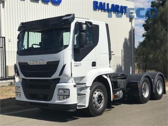 2018 Iveco Stralis ATi460 Iveco Trucks Sales - Trucks for Sale
