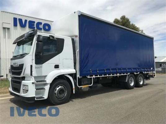 2018 Iveco Stralis Iveco Trucks Sales - Trucks for Sale