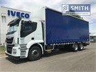 2018 Iveco Stralis Tautliner / Curtainsider