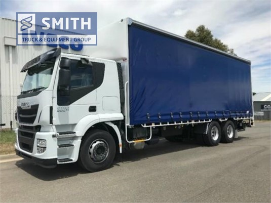 2018 Iveco Stralis Smith Truck & Equipment Group - Trucks for Sale