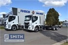 2018 Iveco Stralis ATi360 Cab Chassis