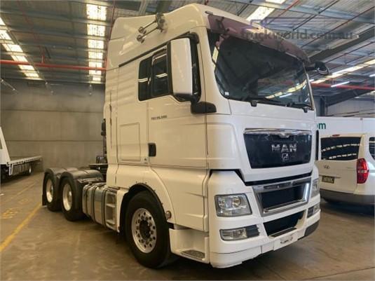 2010 MAN TGX 26.540 XXL Trucks for Sale