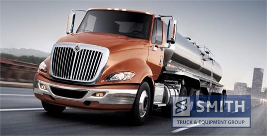 2017 International Prostar Sleeper Cab Smith Truck & Equipment Group - Trucks for Sale