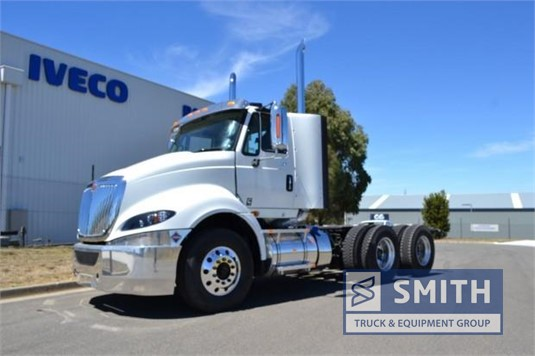 2018 International ProStar Smith Truck & Equipment Group - Trucks for Sale