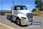 2018 International Prostar Day Cab Prime Mover