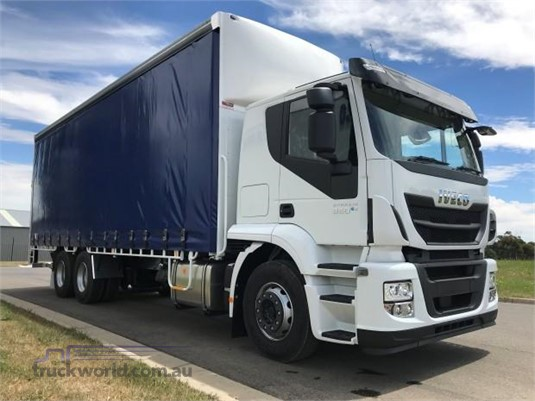 2018 Iveco Stralis 360 - Trucks for Sale