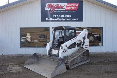 BOBCAT T750 Skid Steer Auction Results - 1 Listings