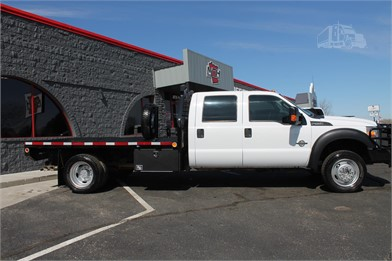 FORD F550 Flatbed Trucks For Sale - 212 Listings
