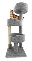 PET VALU 50'' CARPETED CAT TREE